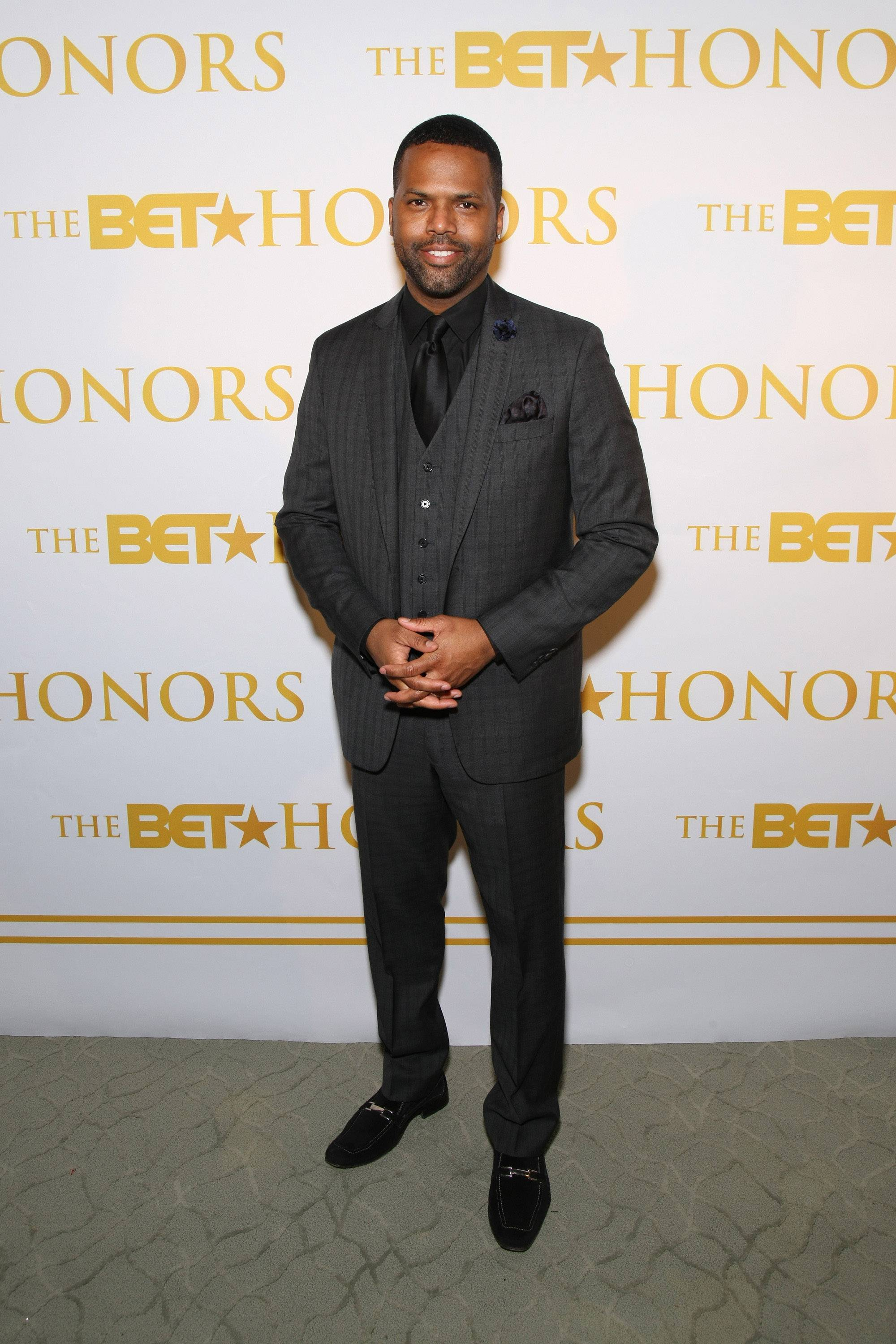 Bring It Back - Former 106 & Park host AJ Calloway attends The BET Honors 2015 in support of this year's honorees.(Photo: Bennett Raglin/BET/Getty Images for BET)