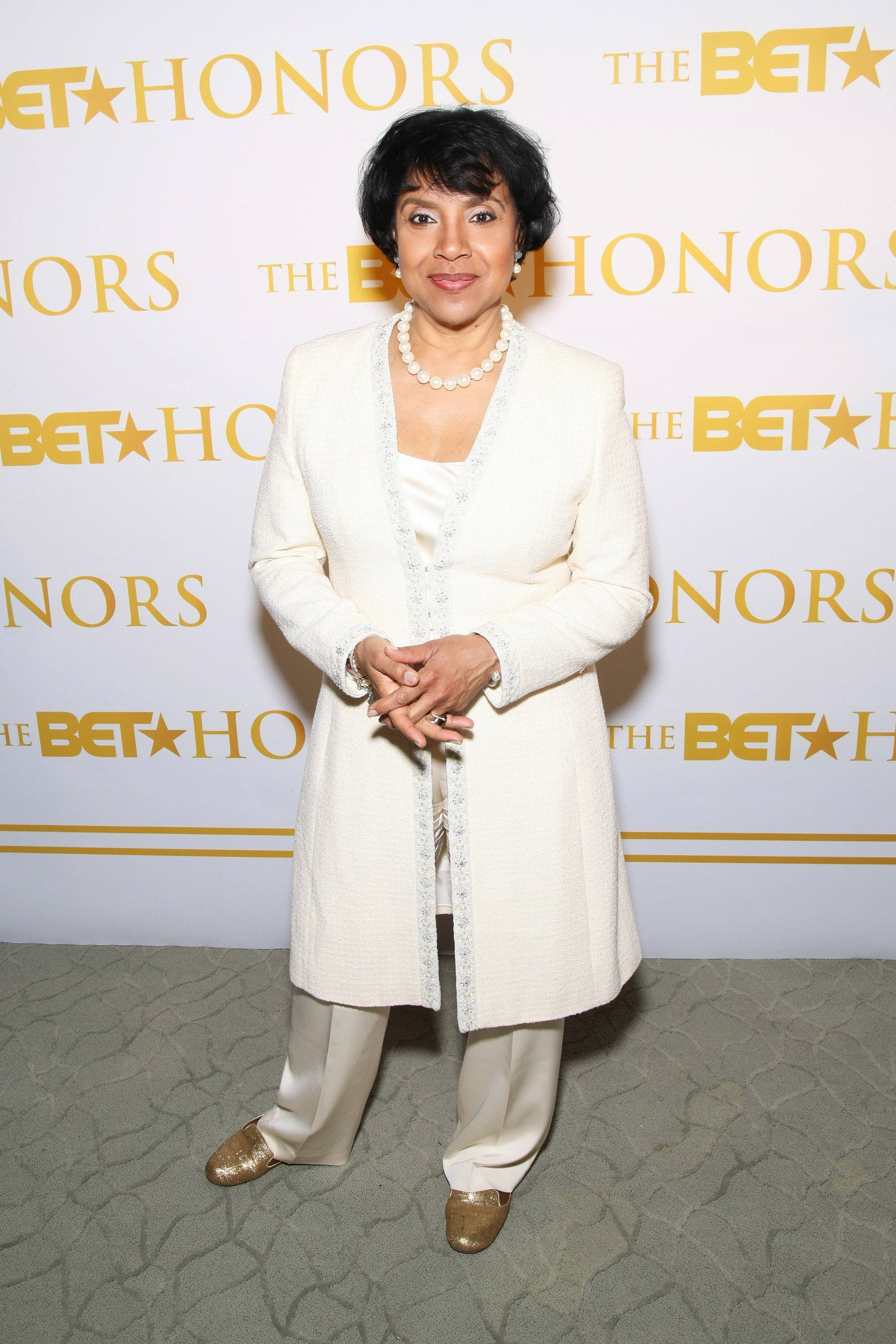 Mother Phylicia - Theatrical Arts honoree Phylicia Rashad debuts a new 'do on the red carpet of the honoree.(Photo: Bennett Raglin/BET/Getty Images for BET)