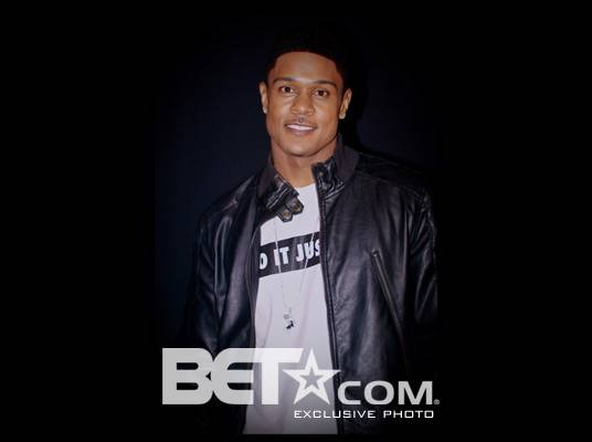 """Pooch Hall - """"I want to be a representative of what?s hot.""""<br><br>(Photo Credit: Christine Jean Chambers)"""