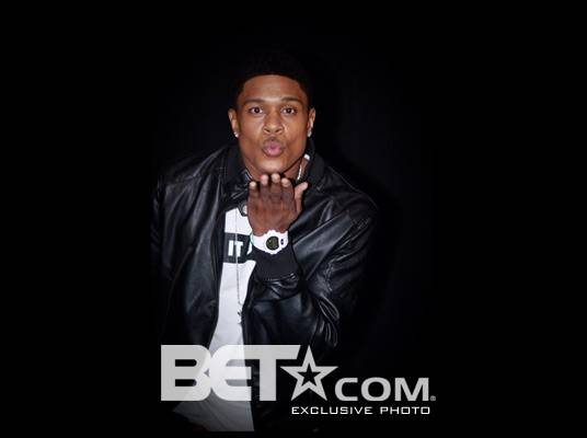 """Pooch Hall - """"I want to be that guy. I want to be right there with the Will Smiths and Derek Lukes, just to name a few.""""<br><br>(Photo Credit: Christine Jean Chambers)"""