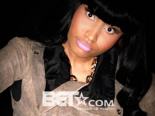 """Nicki Minaj - """"With me, it?s all about how something makes me feel and how it looks on me.""""<br><br>(Photo Credit: Christine Jean Chambers)"""