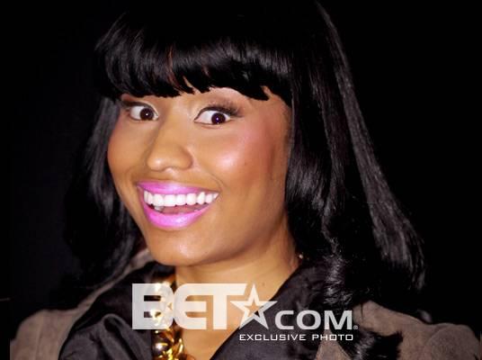 "Nicki Minaj - ""Trying to be sexy is wack.""<br><br>(Photo Credit: Christine Jean Chambers)"