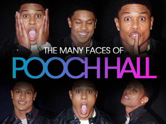 """Pooch Hall - """"Hey! What?s going on everybody! I?m Pooch Hall and I?m an Aquarius."""""""