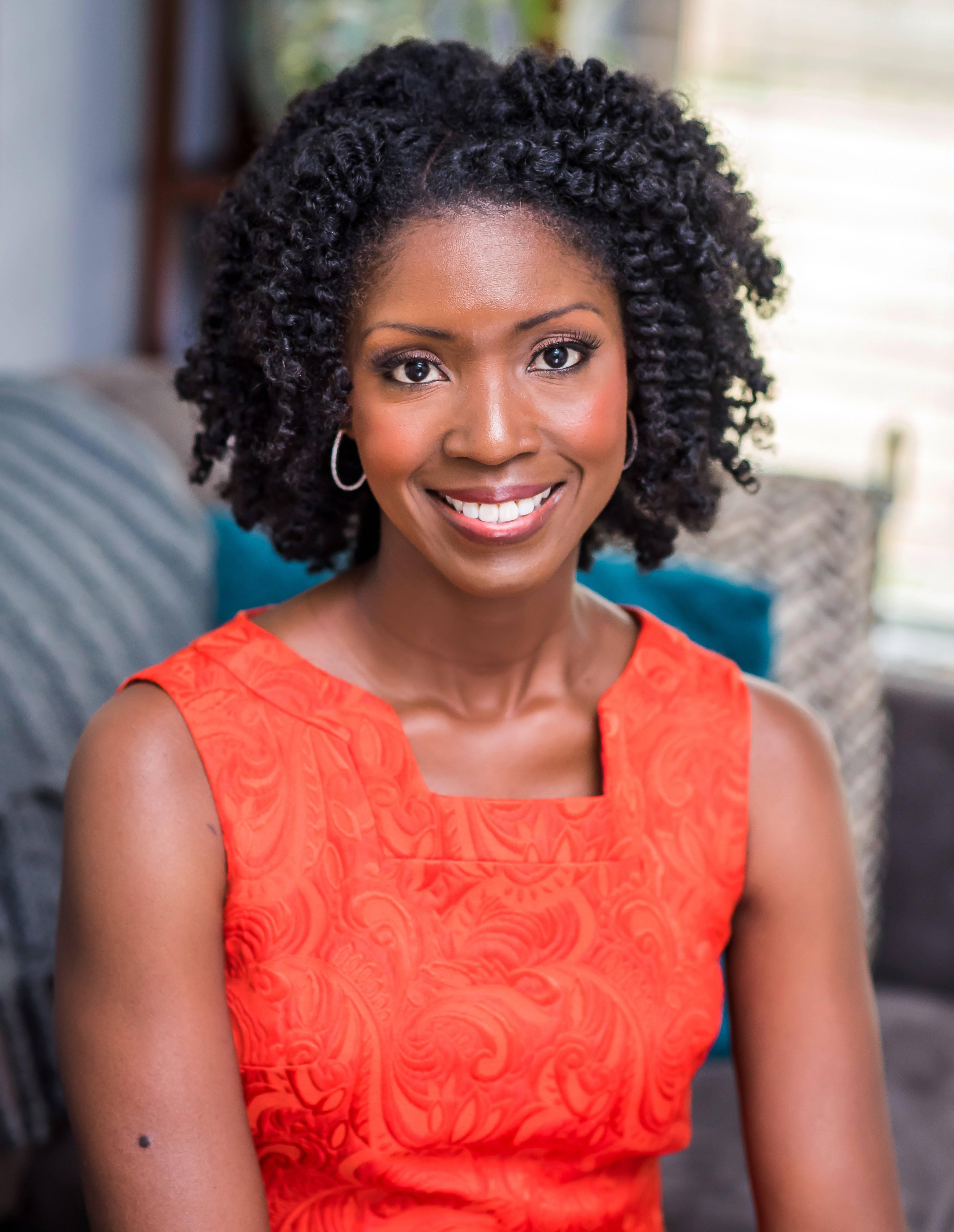 Author Dr. Rheeda L. Walker - (Photo Credit:Brandi Ali Photography)