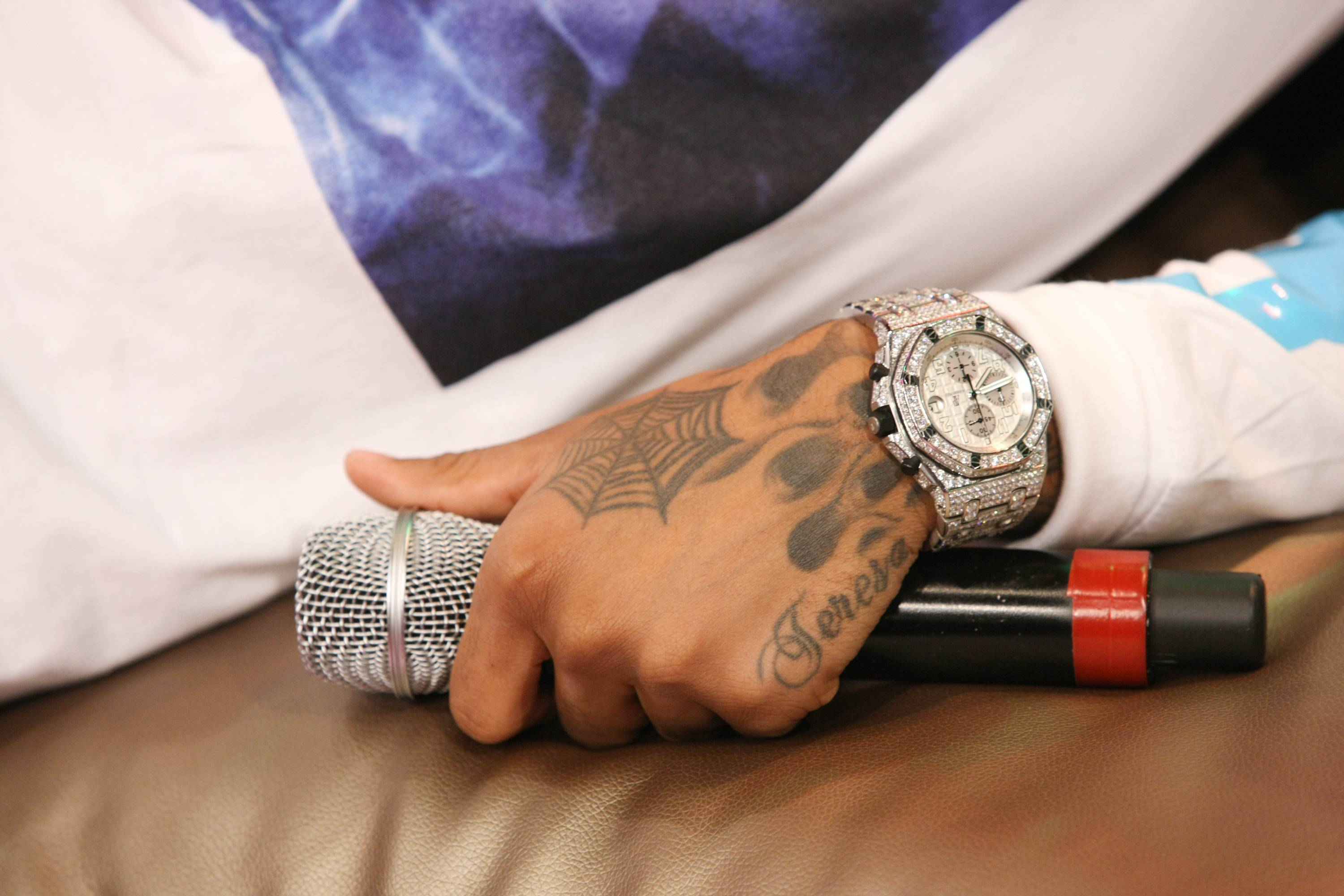 Tatted Up - (Photo: Bennett Raglin/BET/Getty Images for BET)