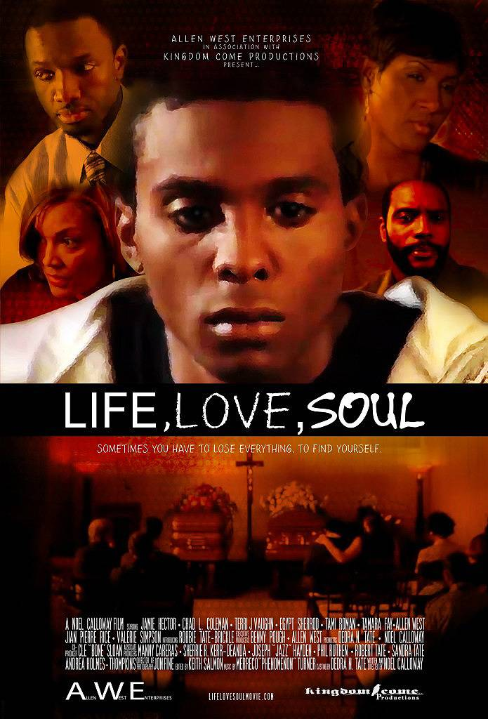 Don't Miss The Cast of Life, Love, & Soul Tonight on 106! - Life, Love, & Soul is an amazing coming of age story about a young man that learns how to navigate the world after the tragic and untimely loss of his mother.Don't miss the cast of Life, Love, & Soul and the producer, Yandy Smith on 106 & Park tonight!(Photo: Courtesy Kingdome Come Productions)