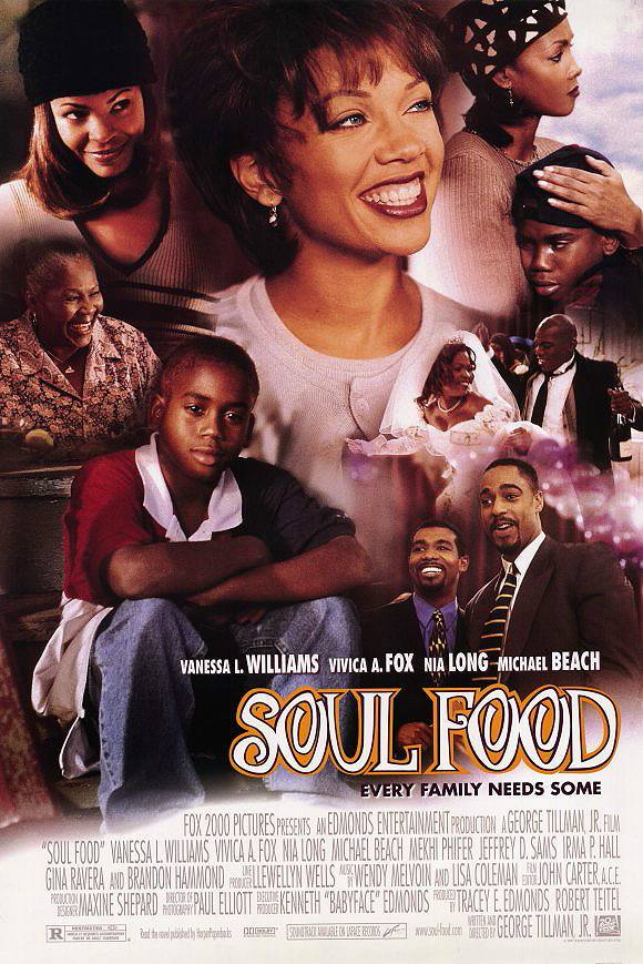 Soul Food - When love is like food for the soul, there's no better movie to remember why love and soul is important besides Life, Love, & Soul beside Soul Food.(Photo: Courtesy Twentieth Century Fox Pictures)