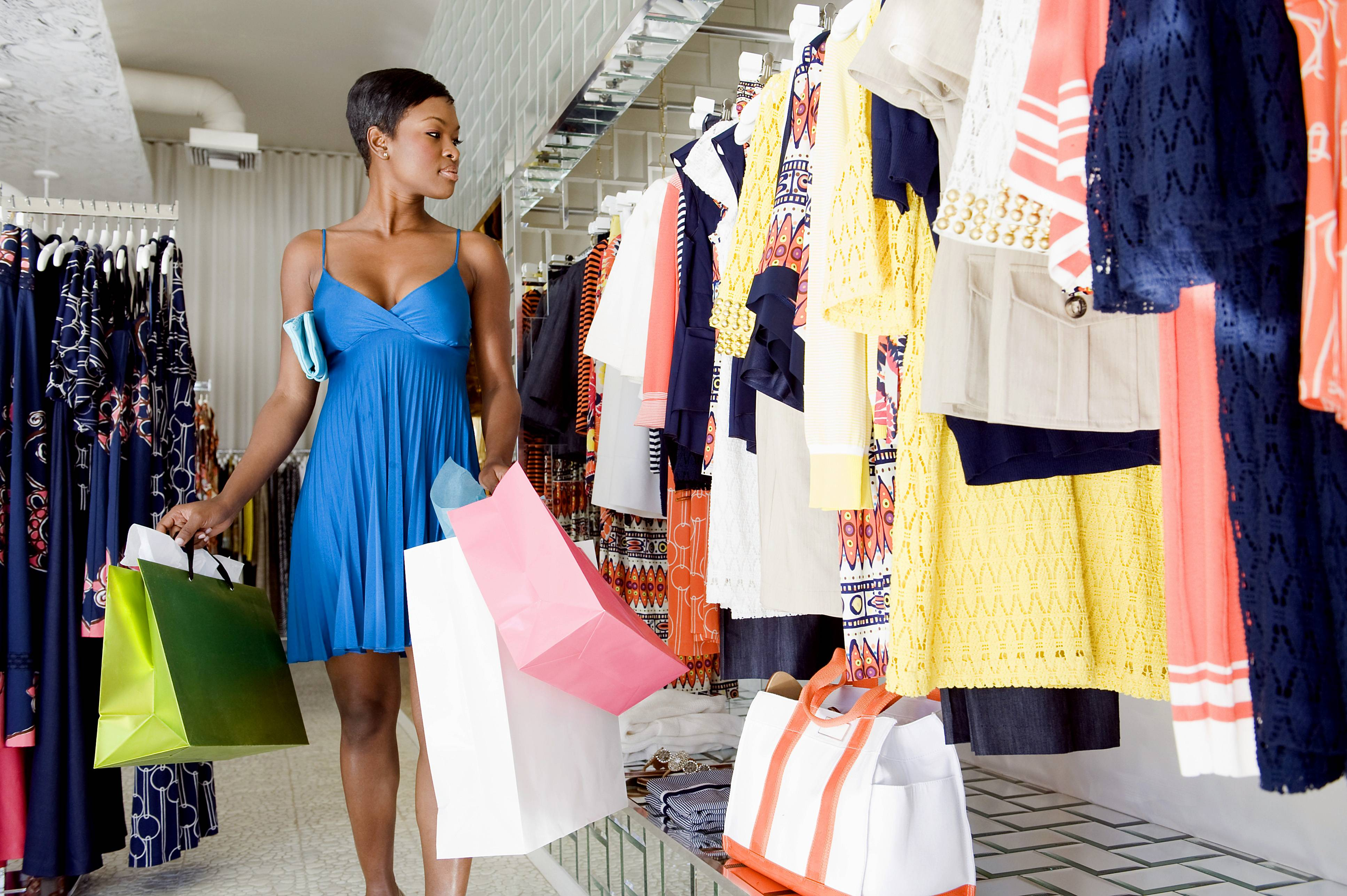 Shopping Spree - Who doesn't love to spend a little without feeling guilty? Take your special someone out on a day full of shopping and let them know money is no object (for this particular occasion that is). (Photo: moodboard/Getty Images)