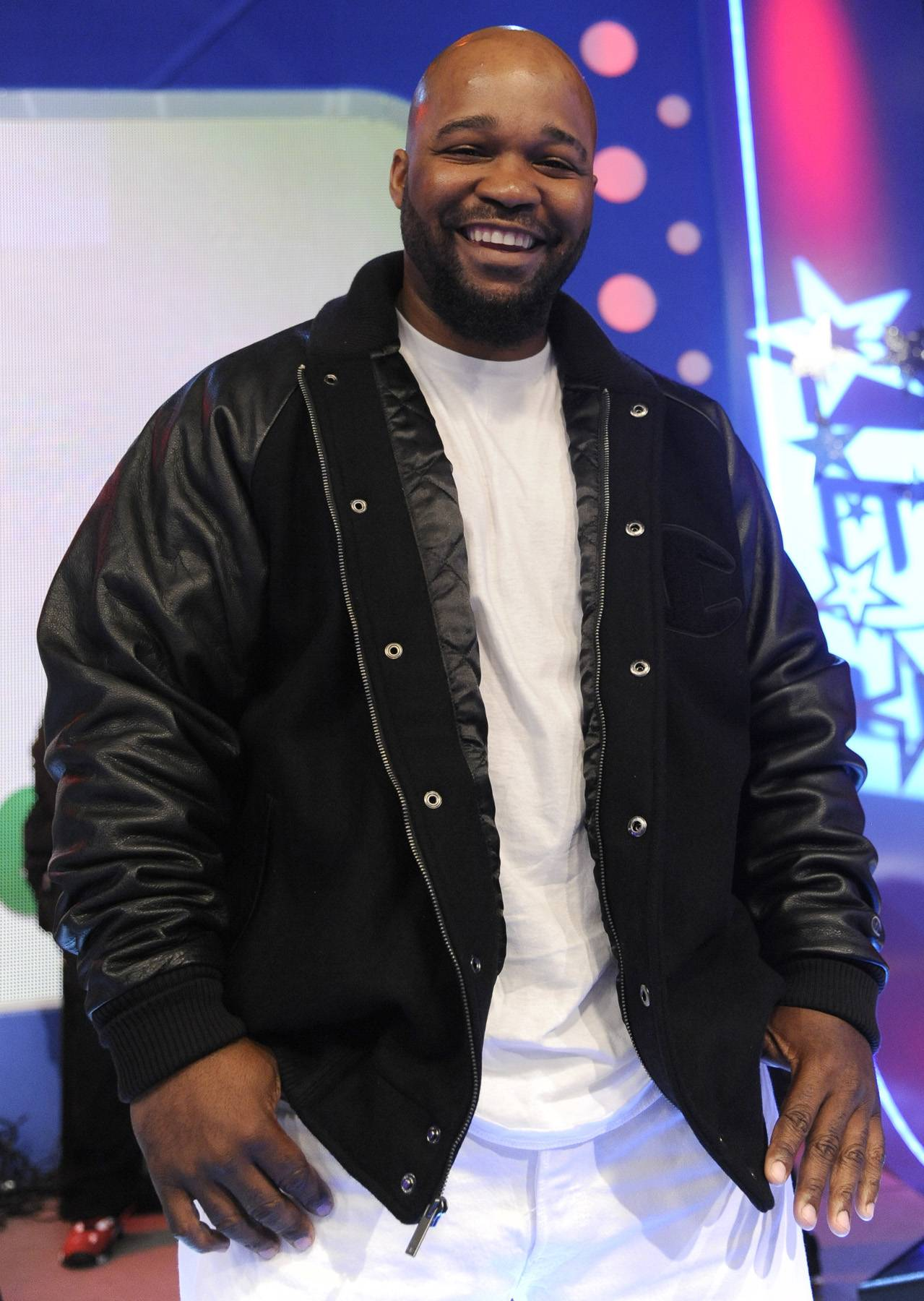 W.O.W. Begins! - Wild Out Wednesday competitor Jus K at 106 & Park, May 2, 2012. (Photo: John Ricard/BET)