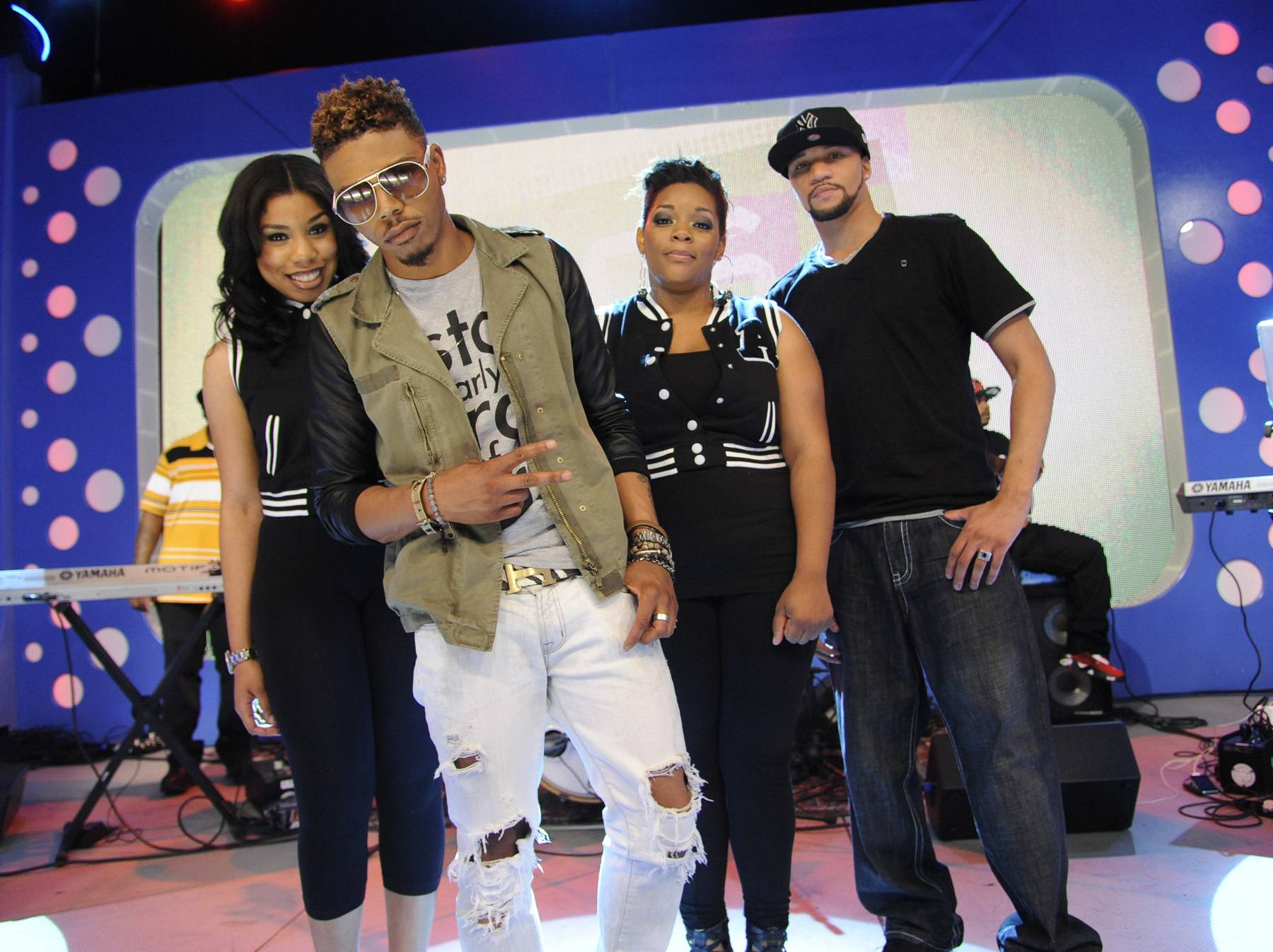 Superstar in the Making - Wild Out Wednesday competitor Eric Mayo at 106 & Park, May 2, 2012. (Photo: John Ricard/BET)