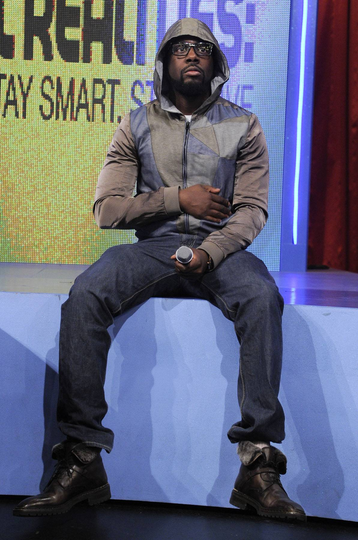 Wyclef - Wyclef said that since you were born Black, you willautomatically be profiled racially and encouraged the audience to learn their state laws to stay safe.(Photo: John Ricard/BET)