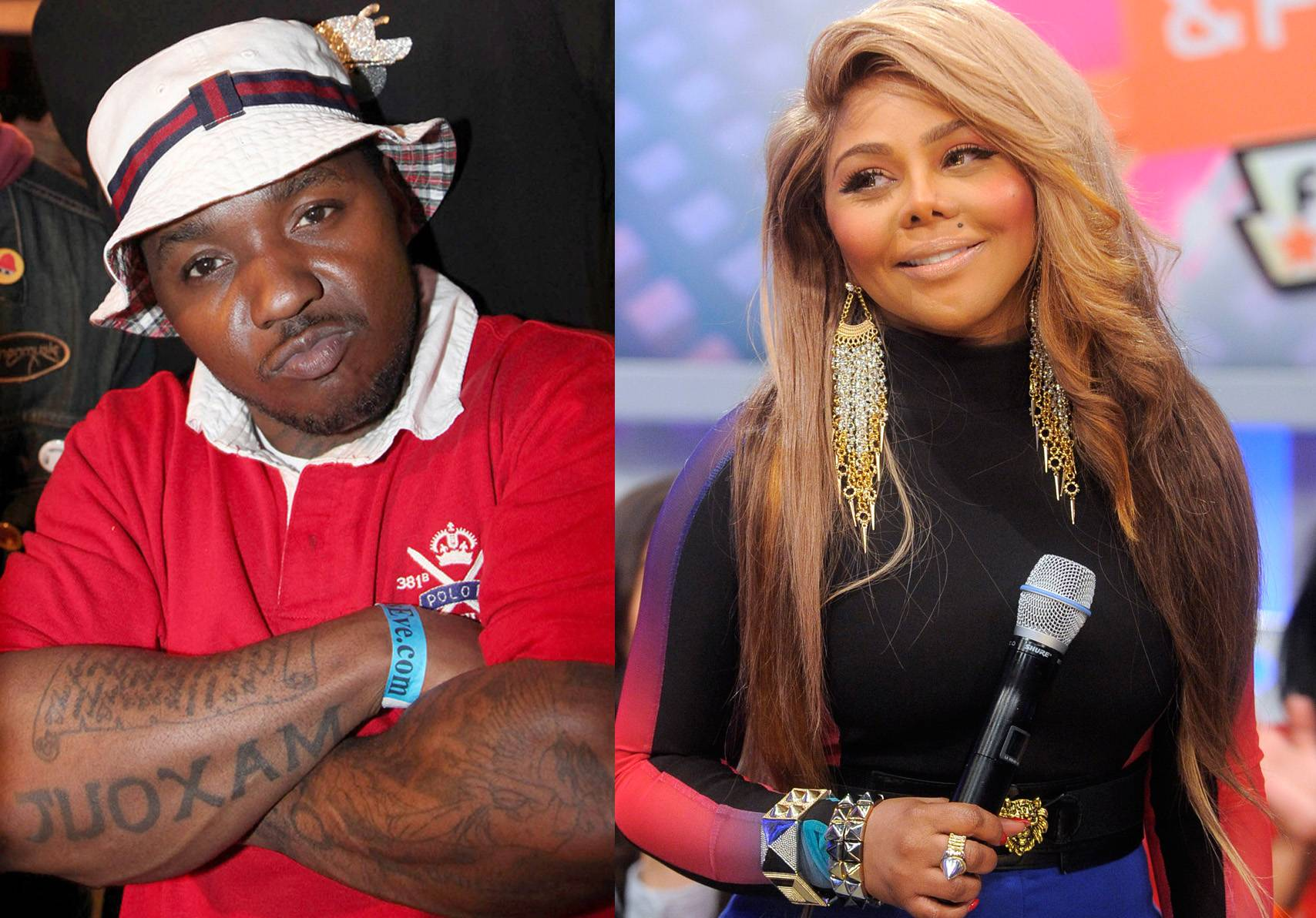 Lil Cease vs. Lil Kim - Kim and Cease's rift isn't rap related, it's personal. Cease took the stand in her 2005 perjury trial, which resulted in her serving one year fed time. Kim has since said she felt betrayed by her old Junior M.A.F.I.A. homie and has reportedly rebuffed his attempts to reconcile.(Photos from left: Johnny Nunez/WireImage, John Ricard/BET)