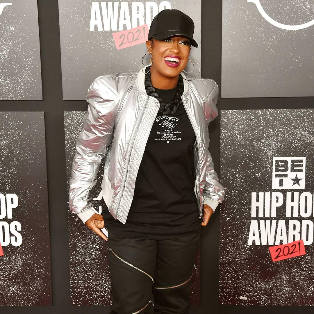 BET Hip Hop Awards 2021 | Red Carpet Rapsody | 1080 x 1080
