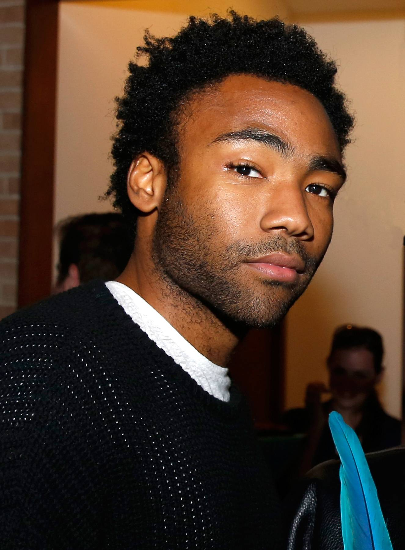 """Childish Gambino vs. Glassnote Records - Childish Gambinovoiced his issues with Glassnote Records in April andposted his frustrations on Twitter and even asked for Atlantic or Def Jam Records to pick him up. Apparently, Glassnote did not follow through on the creative rollout he had in mind for his video, """"Sweatpants,"""" and new website.(Photo: Rick Kern/Getty Images for Samsung)"""