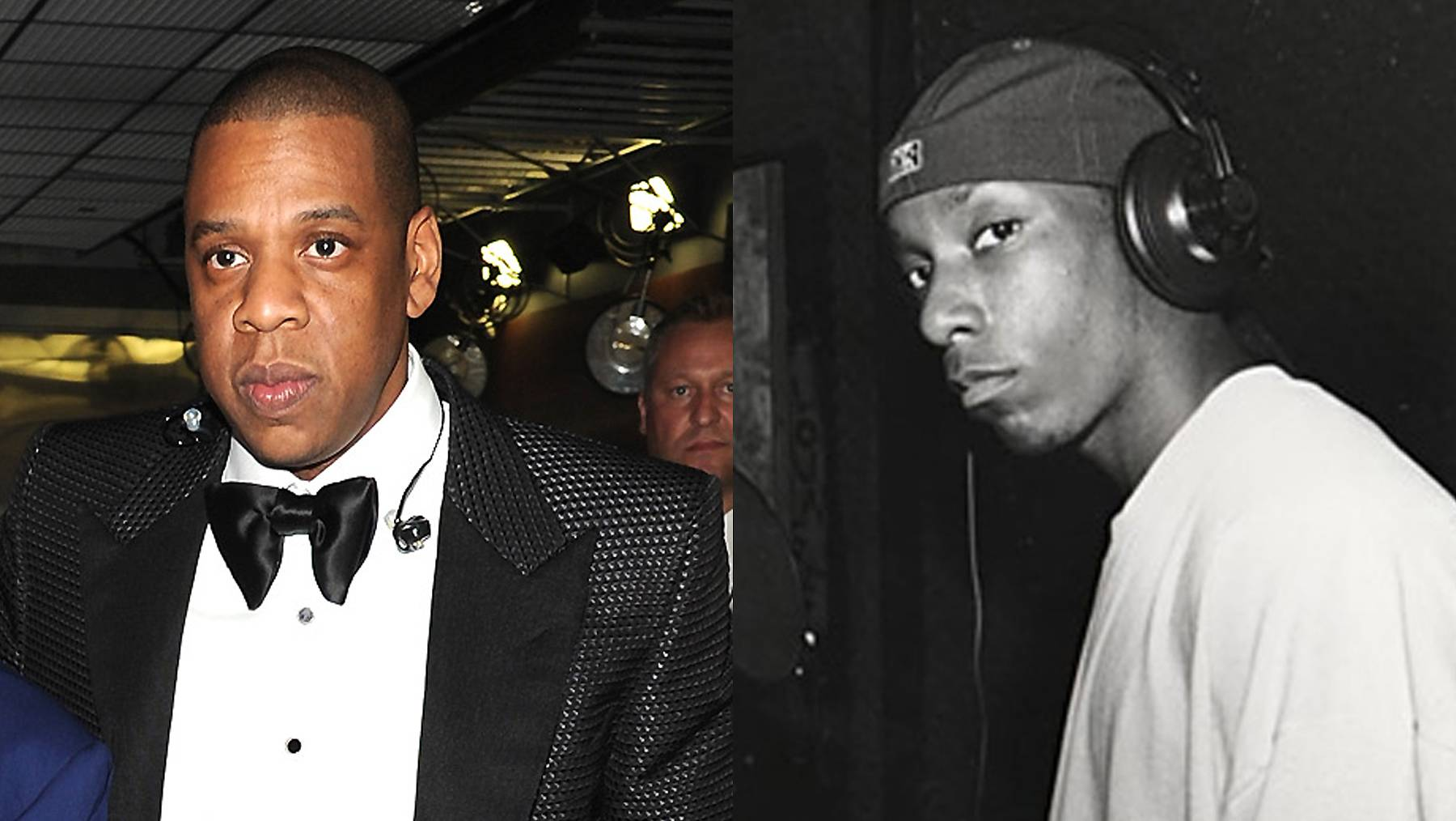 """Jay Z and Big L ? """"7 Minute Freestyle"""" - Lyric: ?Come on and ride the rhythm I produce like jizm/ Just like the Gods I start with knowledge and follow with wisdom/ For greater understanding I?m landing blows and knocking sense into those that oppose me./ Enticing when slicing through tracks/ You screaming, Jesus Christ he?s back/ And God knows he can rap?Back in 1995, Jay Z stopped by The Stretch and Bobbito Showand kicked a few rhymes with the late Big L, which turned out to be one of best classic freestyle sessions of all time. On the track commonly referred to as the """"7-Minute Freestyle,"""" Jay Z spits the Nation of Gods and Earths principal that knowledge, wisdom and understanding are the first of the 12 jewels. Jay says that the people are screaming """"Jesus Christ he?s back"""" and is referring to himself as God and that God is now rapping...."""