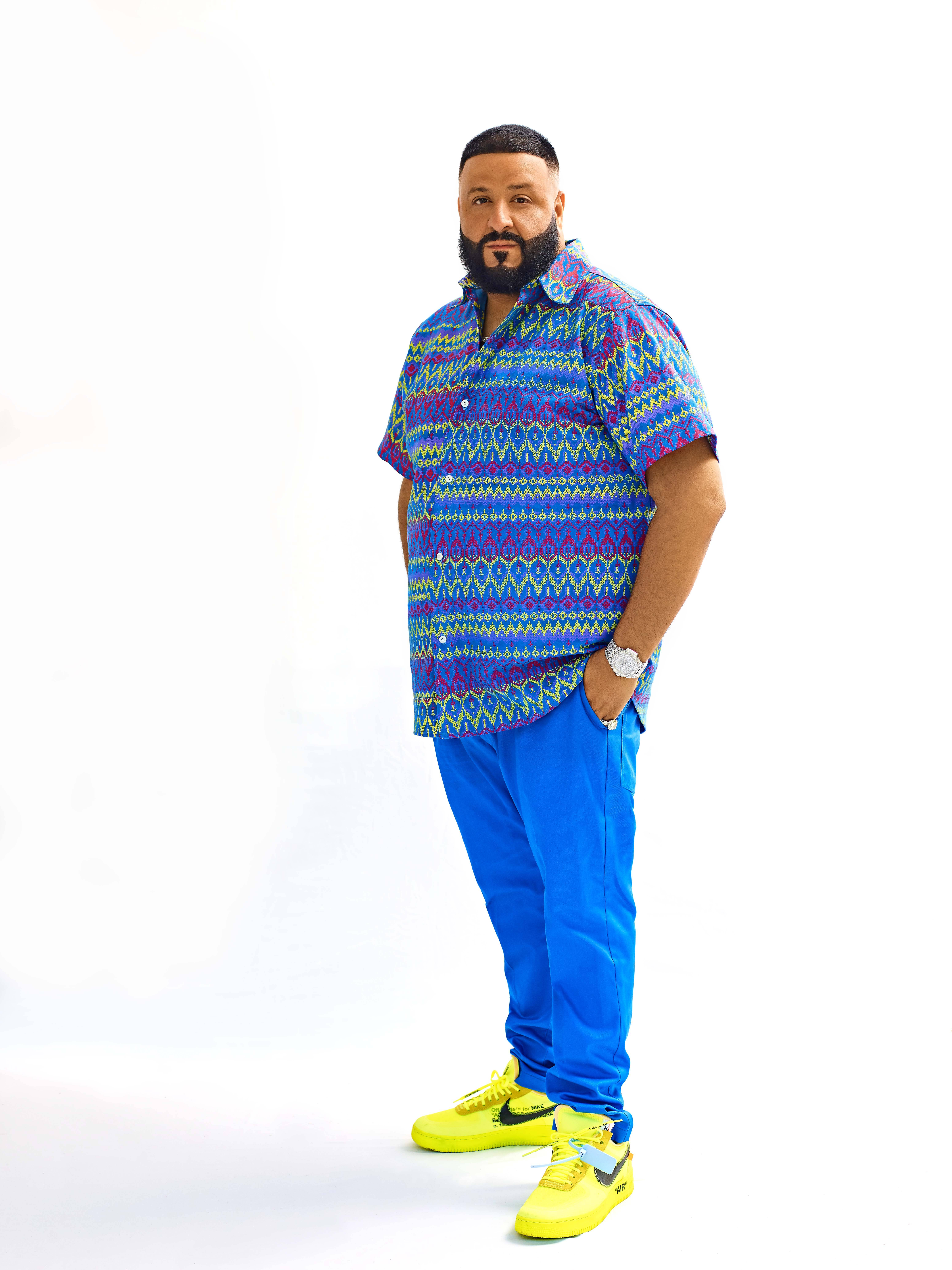 Producer DJ Khaled - (Photo Credit: Jonathan Mannion)