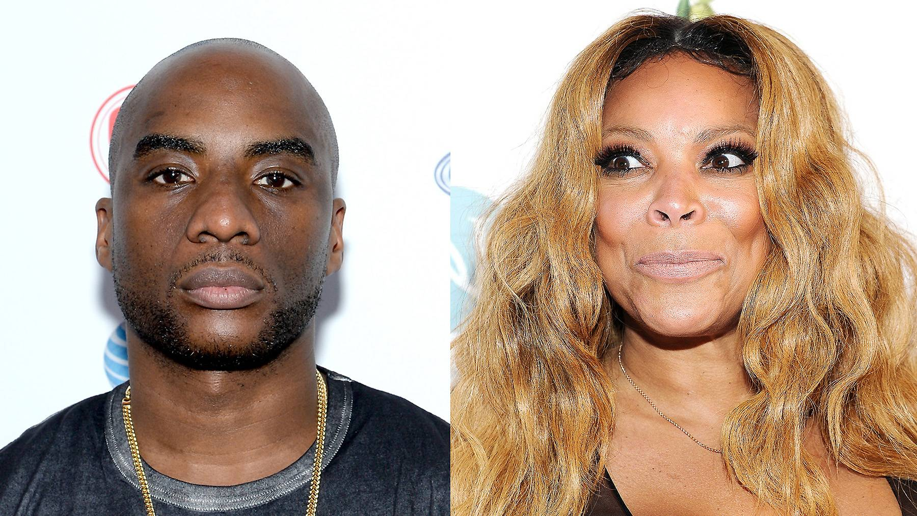 """Charlamagne tha God Says He's Hurt - Those who are familiar with Charlamagne tha God know that he got his major shot at success in media as co-host onWendy Williams's radio show. However, the two have fallen out since then. Charlamagne revealed that he and Wendy haven't spoken since he had a falling out with her husband. In a recent interview, when Wendy was asked about Charlamagne, her response was, """"Who?""""Charlamagne, who recently stopped by The Elvis Duran Show, the same show that Wendy pretended to not know him, and revealed that it hurt his feelings.  """"I pride myself on being the nicest person in the room or being the nicest person to people?So when you try to play me like, I?m a f----d up individual, I did something foul to you ? that?s what bothers me. And that?s why it hurt me this week, when Wendy Williams was on The Elvis Duran Show,""""..."""