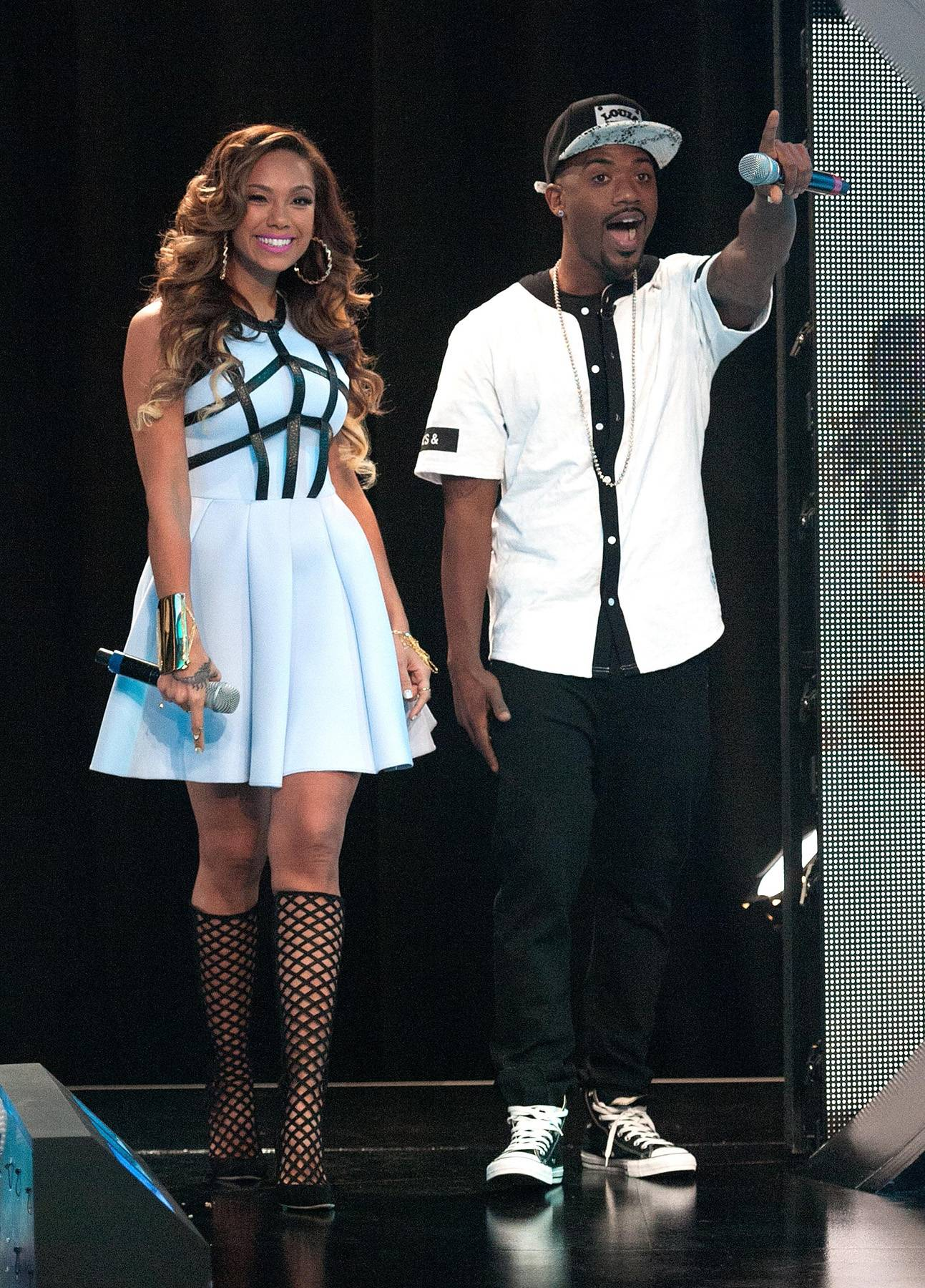 Your Favorite Co-Hosts - (Photo: D Dipasupil/BET/Getty Images)