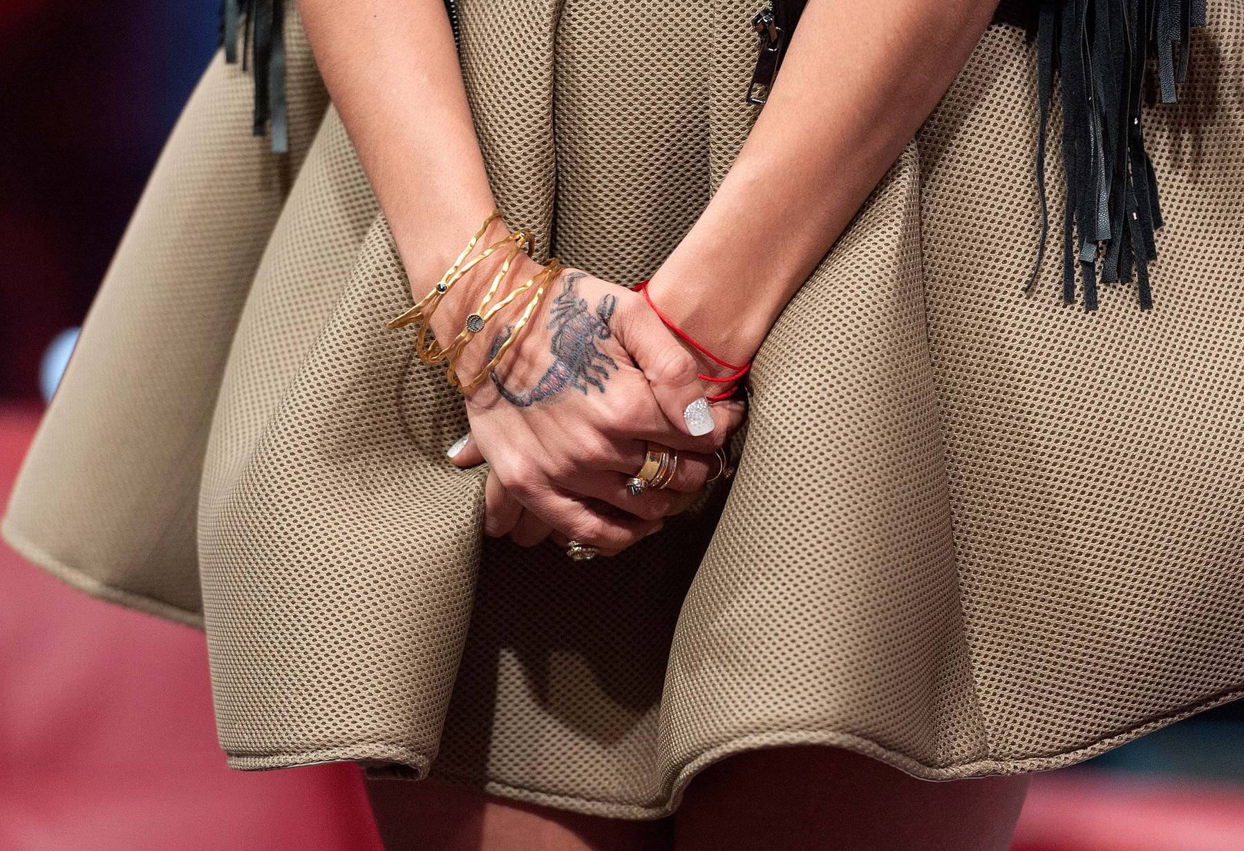Sparkling Bangles - (Photo: D Dipasupil/BET/Getty Images)