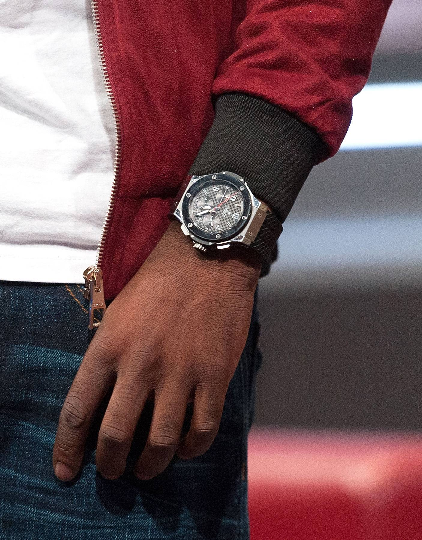 Wrist Shining - (Photo: D Dipasupil/BET/Getty Images)
