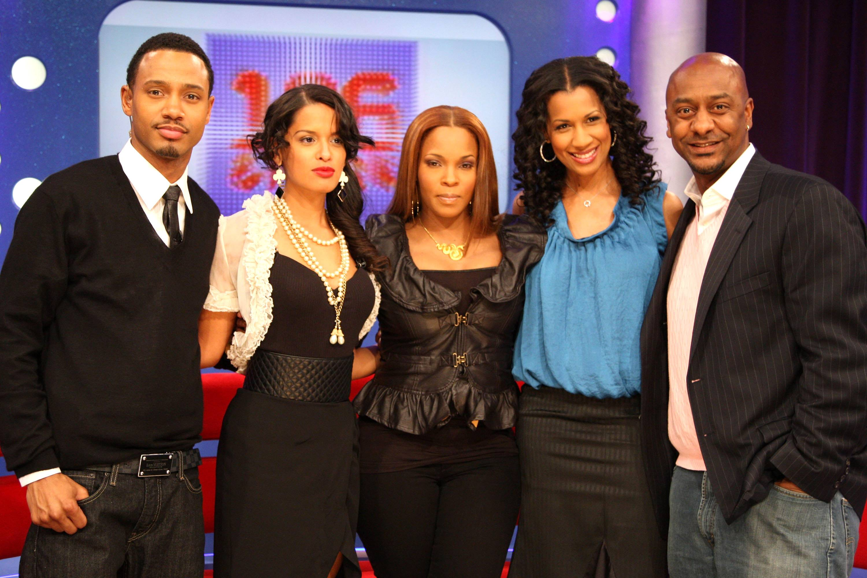 Opening Up - In 2009, Free returned to 106 & Park for the first time in four years to discuss domestic violence. Free shared with the world her experiences of domestic abuse as a teen.(Photo by Bryan Bedder/Getty Images)