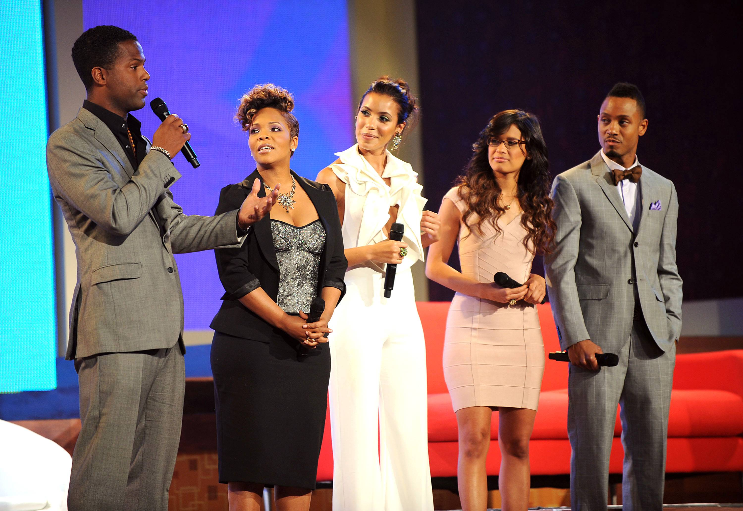 Coming Home - Free returned to BET again in 2010 and took part in two specials: 106 & Park: 10 Years & Counting and 106 & Park: The Celebration, 10 Years Live!(Photo by Scott Gries/PictureGroup)