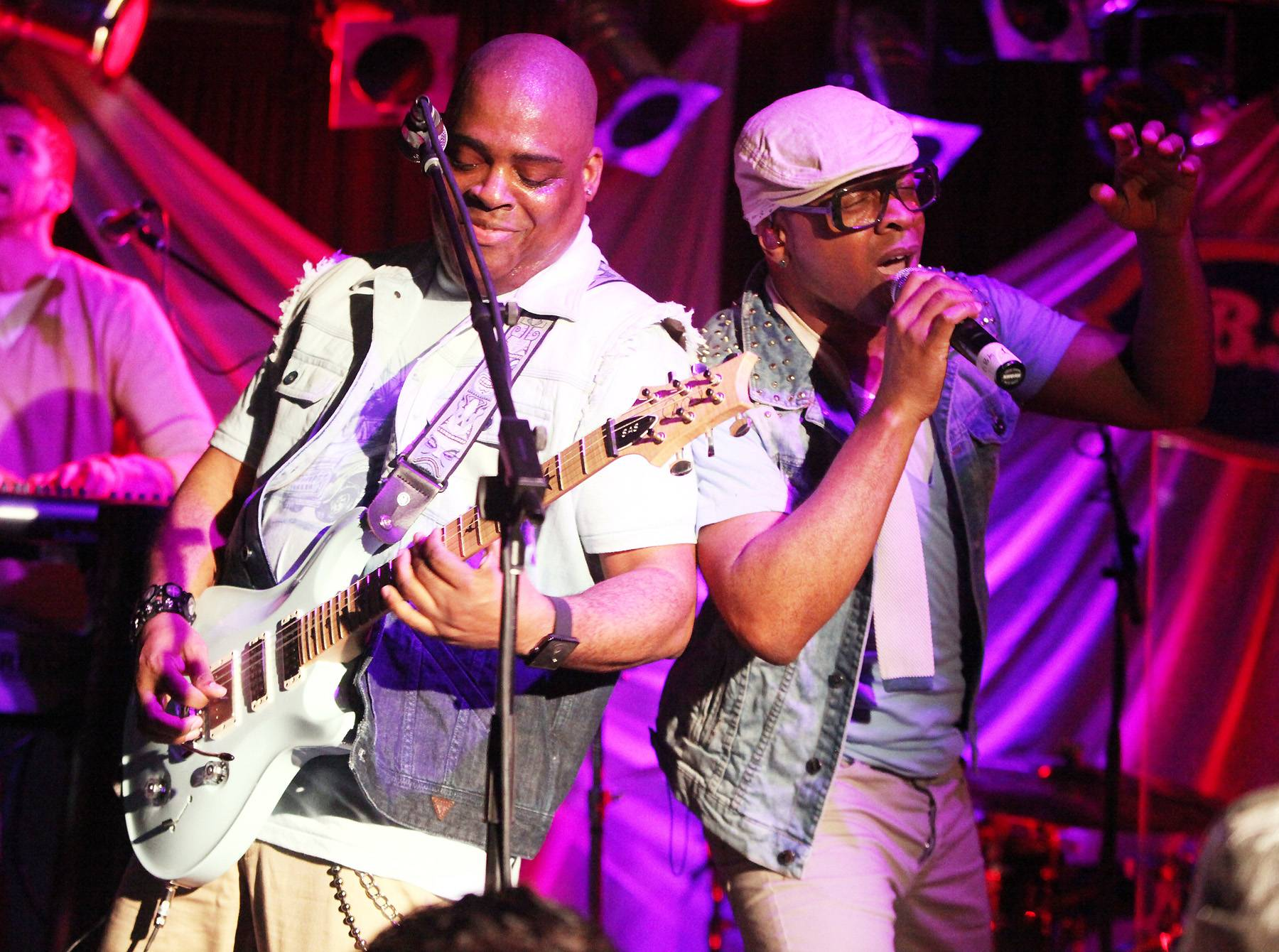 Proof in the Performance - It's evident that Mint Condition used a formula taken from the best bands and applied it to their groovy R&B life. Don't miss them perform on Apollo Live, tonight at 10P/9C.