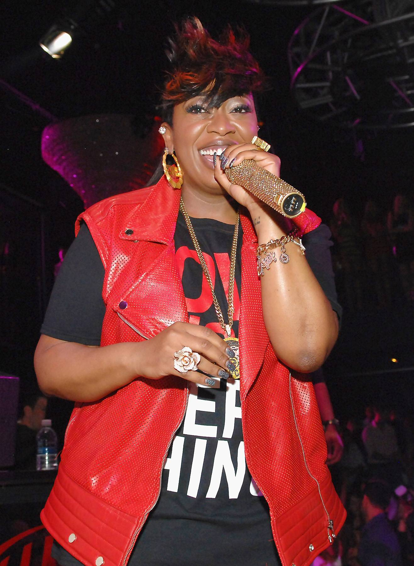 Missy Elliott - (Photo: Bryan Steffy/WireImage)