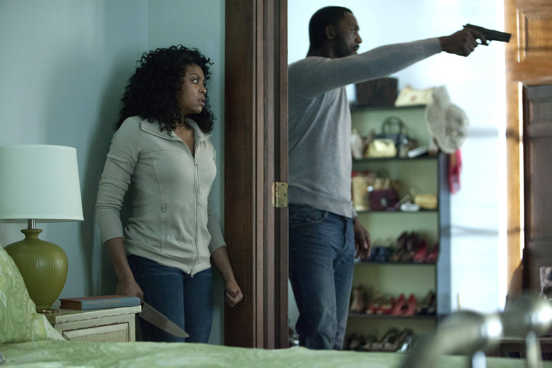 No Good Deed Wins at the Box Office - No Good Deed landed at the No. 1 spot at the box office revenue. The thriller grossed about $24 million, according to reports, while it was produced on a $13.8 million budget. Will Packer scores again! (Photo: Screen Gems)