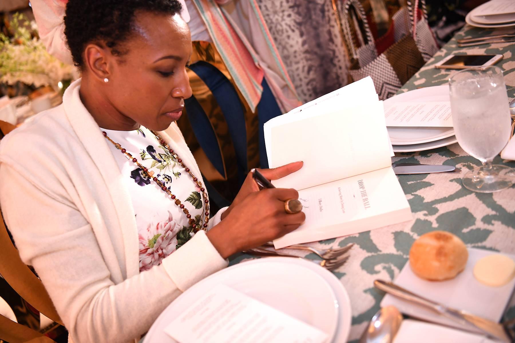 Signing Off - (Photo: Phelan Marc/BET)