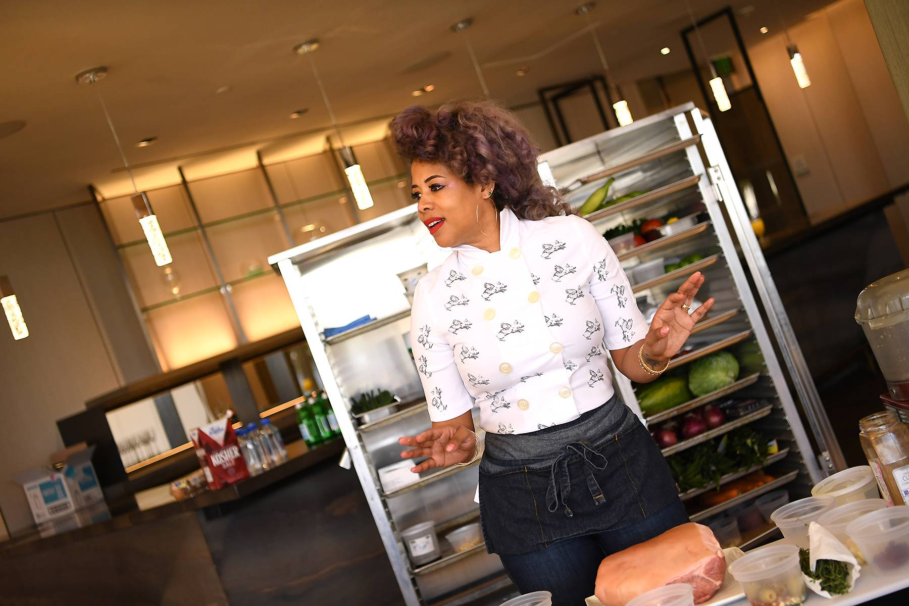 Chef Kelis - Kelis (Photo: Phelan Marc/BET)