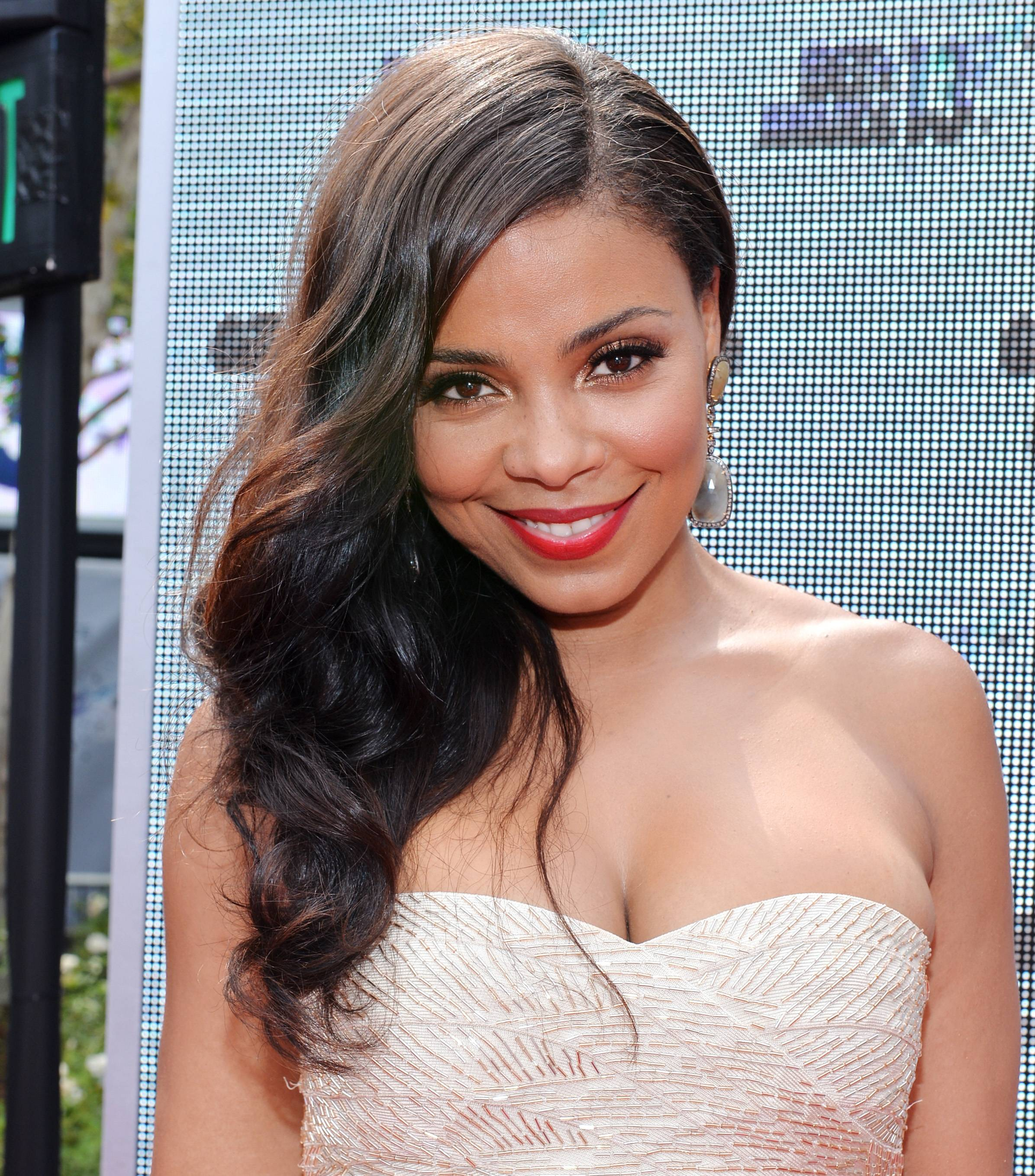 Sanaa Lathan: September 19 - The beautiful Love & Basketball star celebrates her 42nd birthday.  (Photo: Alberto Rodriguez/BET/Getty Images for BET)