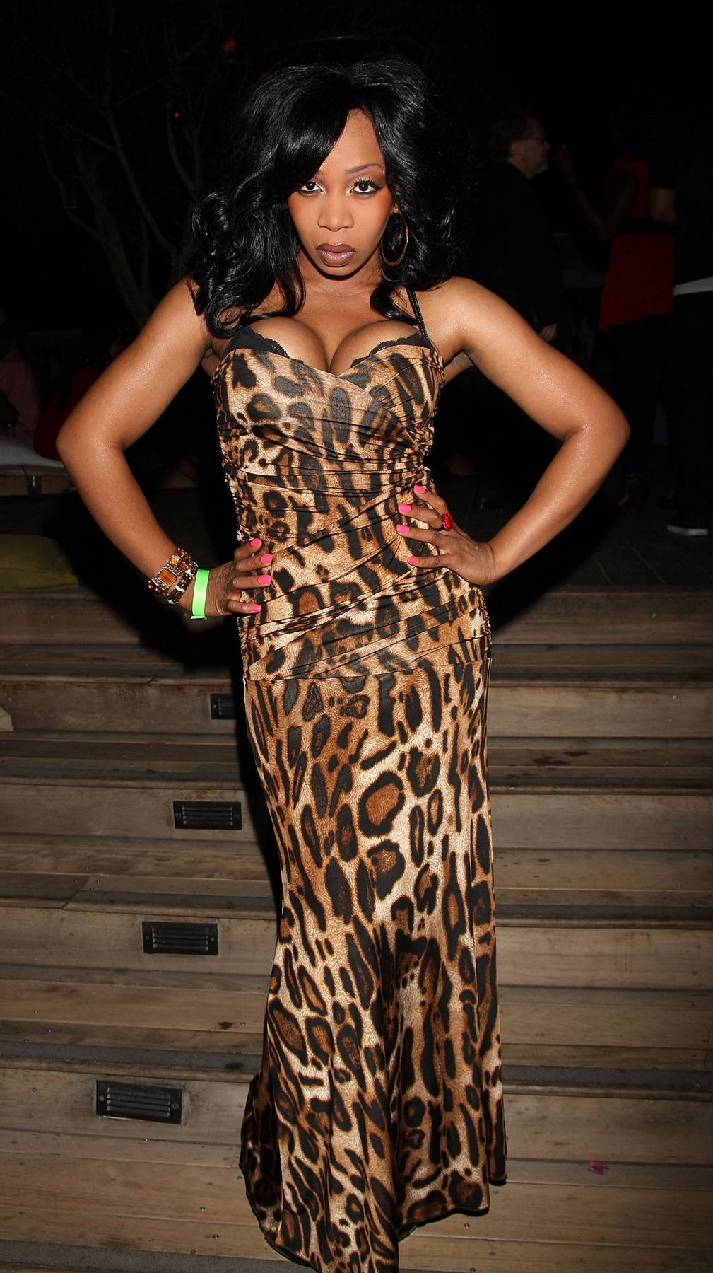 2. Tiffany Pollard (New York) - So, Tiffany Pollard might be more than an OG. Heck, she might even be considered a blueprint to the modern reality series genre. Not only did she make a splash on Flavor of Love, she got her own spin-off series that lasted two seasons.(Photo: Arnold Turner/WireImage)