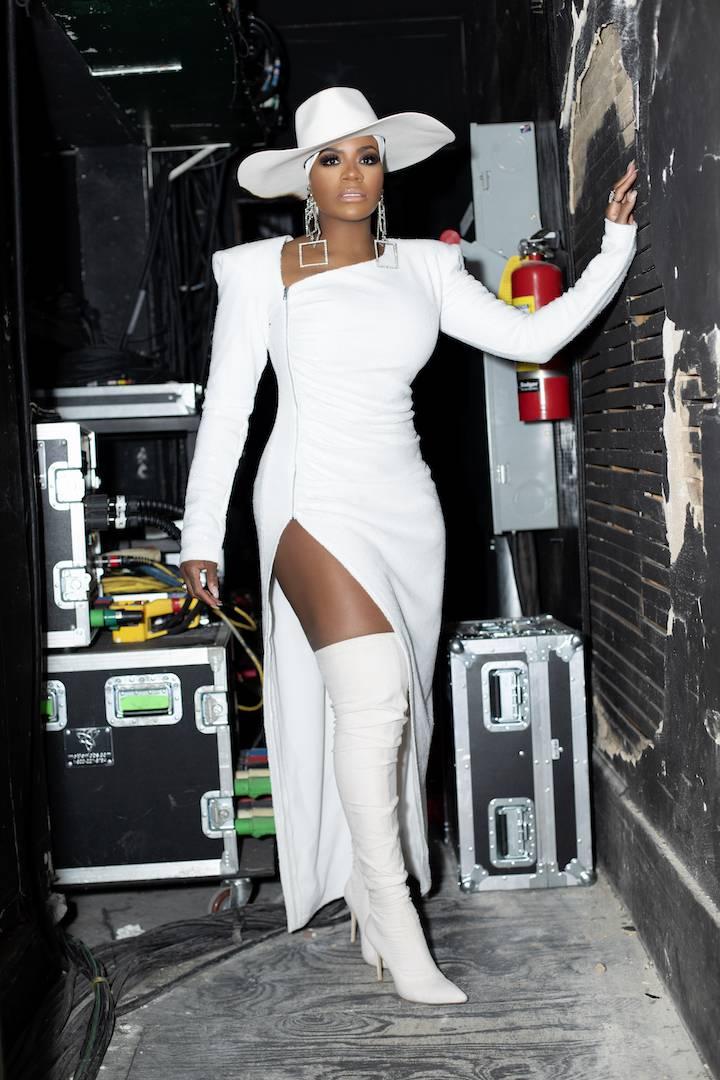 Singer Fantasia - (Courtesy of JCE)