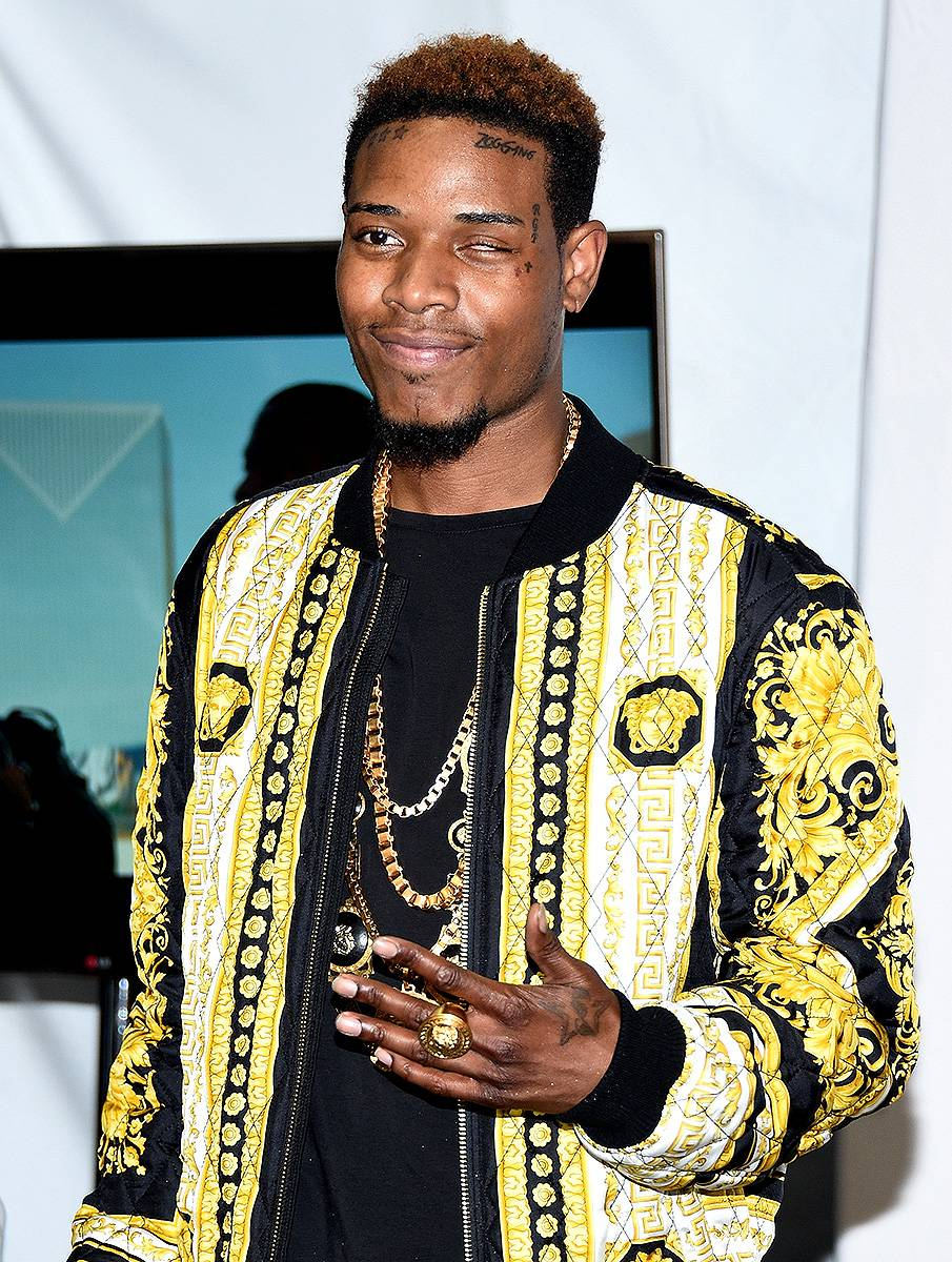 Fetty Wap - Yeezus himself bestowed his approval on the Jersey MC.   (Photo: Michael Buckner/Getty Images)