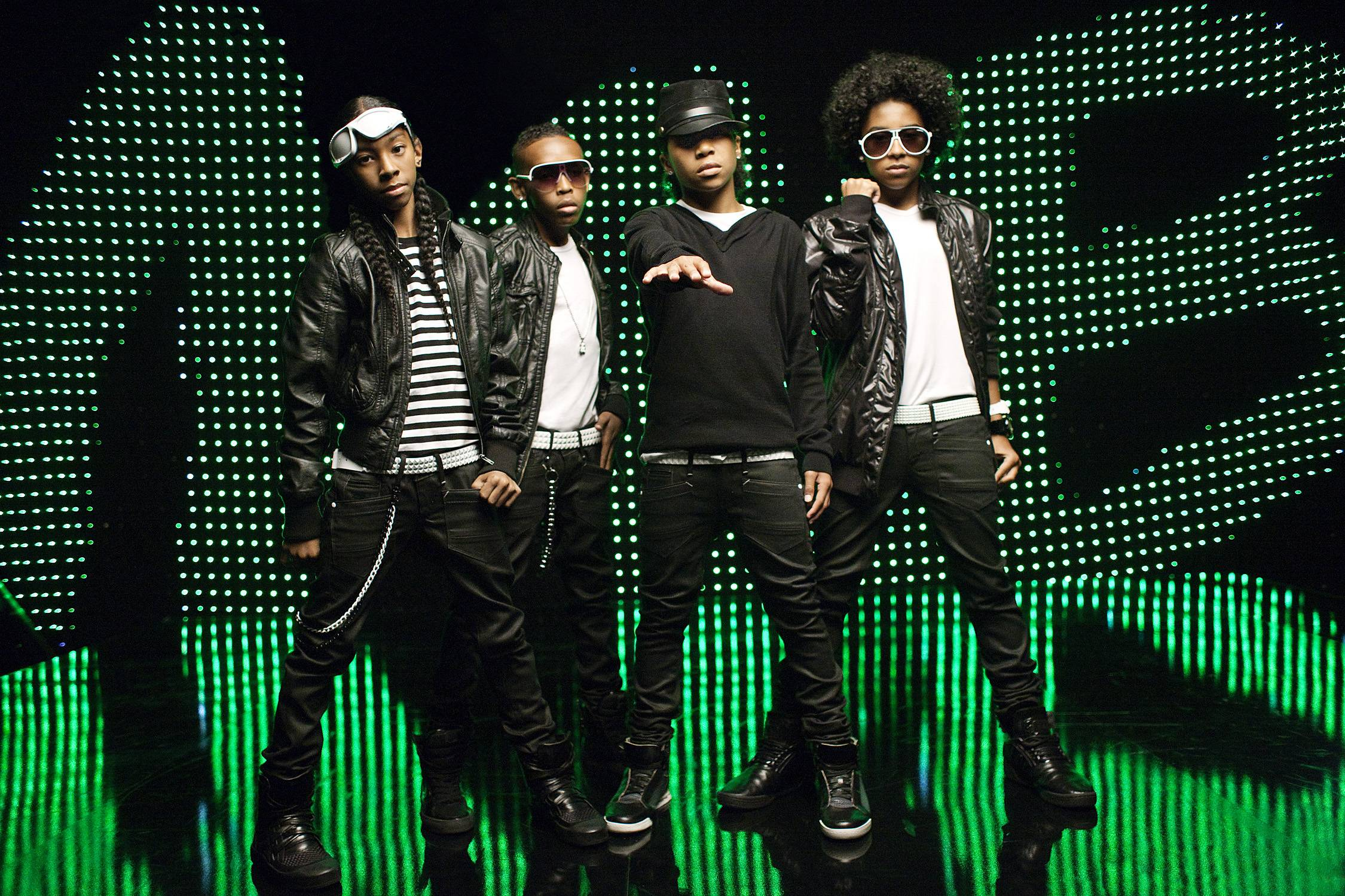 9. They?re Renaissance Men - Prodigy is an incredible dancer, Ray Ray studied under battle dancer Tommy the Clown, Roc Royal has been rapping since he was 8, and Princeton started acting in commercials at age 4!(Photo: meenophoto)