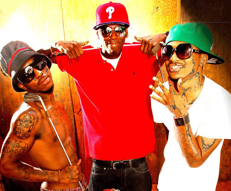 """Travis Porter - Travis Porter is best known for their hits """"Make It Rain"""" and """"Bring It Back,"""" and let's just say that all eyes are on them and waiting for their next hit!(Photo: Courtesy Jive/RCA Records)"""