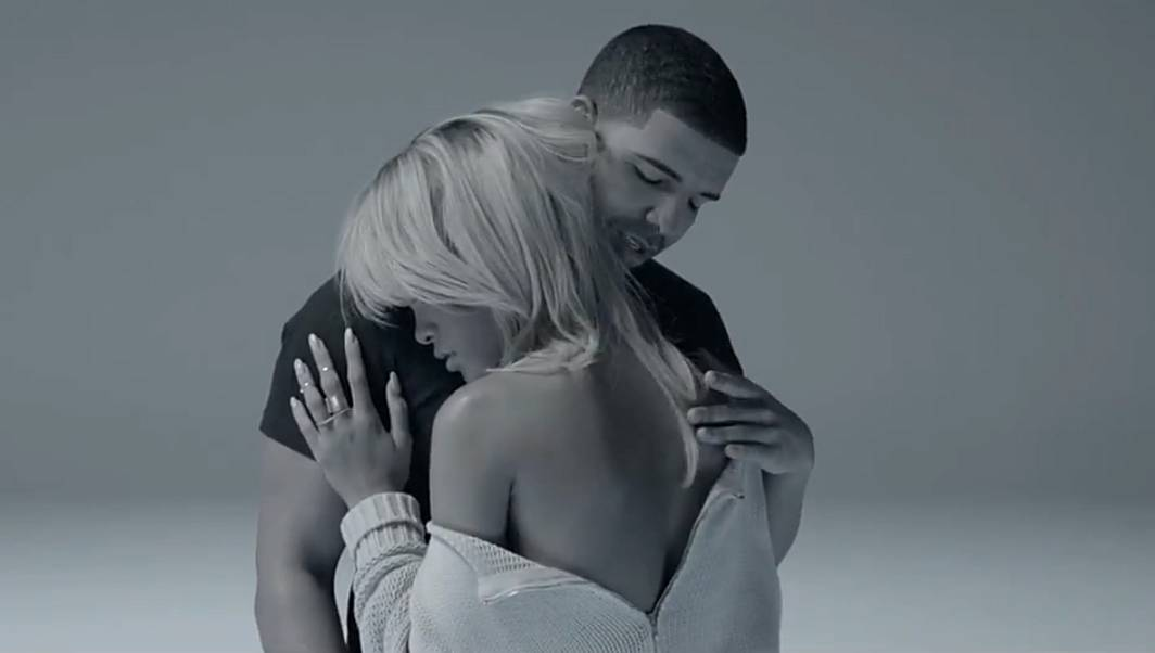 """29. Drake ft. Rihanna """"Take Care"""" - Drake showcased his R&B side with his sensitive duet with pop starlet Rihanna, and the title track from his album, """"Take Care.""""(Photo: Cash Money Records)"""