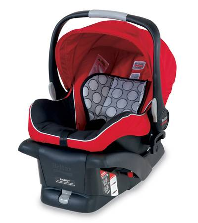 Booster Seat - Also for Kevin. He needs one for that Shetland pony too.(Photo: Britax)