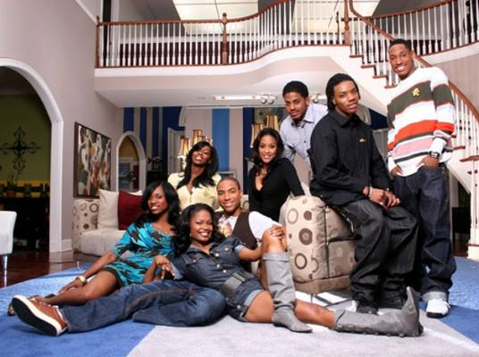 """The Housemates of """"College Hill Atlanta"""" - Welcome to ATL, the home of """"College Hill"""" season five."""