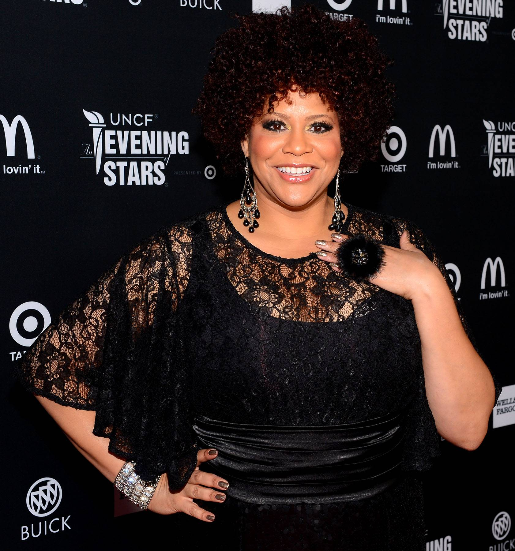 Kim Coles - Kim can also be considered part of the wave of Brooklynite comedians who helped blaze trails in the '90s. Her stand-up eventually landed her on the hit series Living Single.  (Photo: Mark Davis/Getty Images for BET)