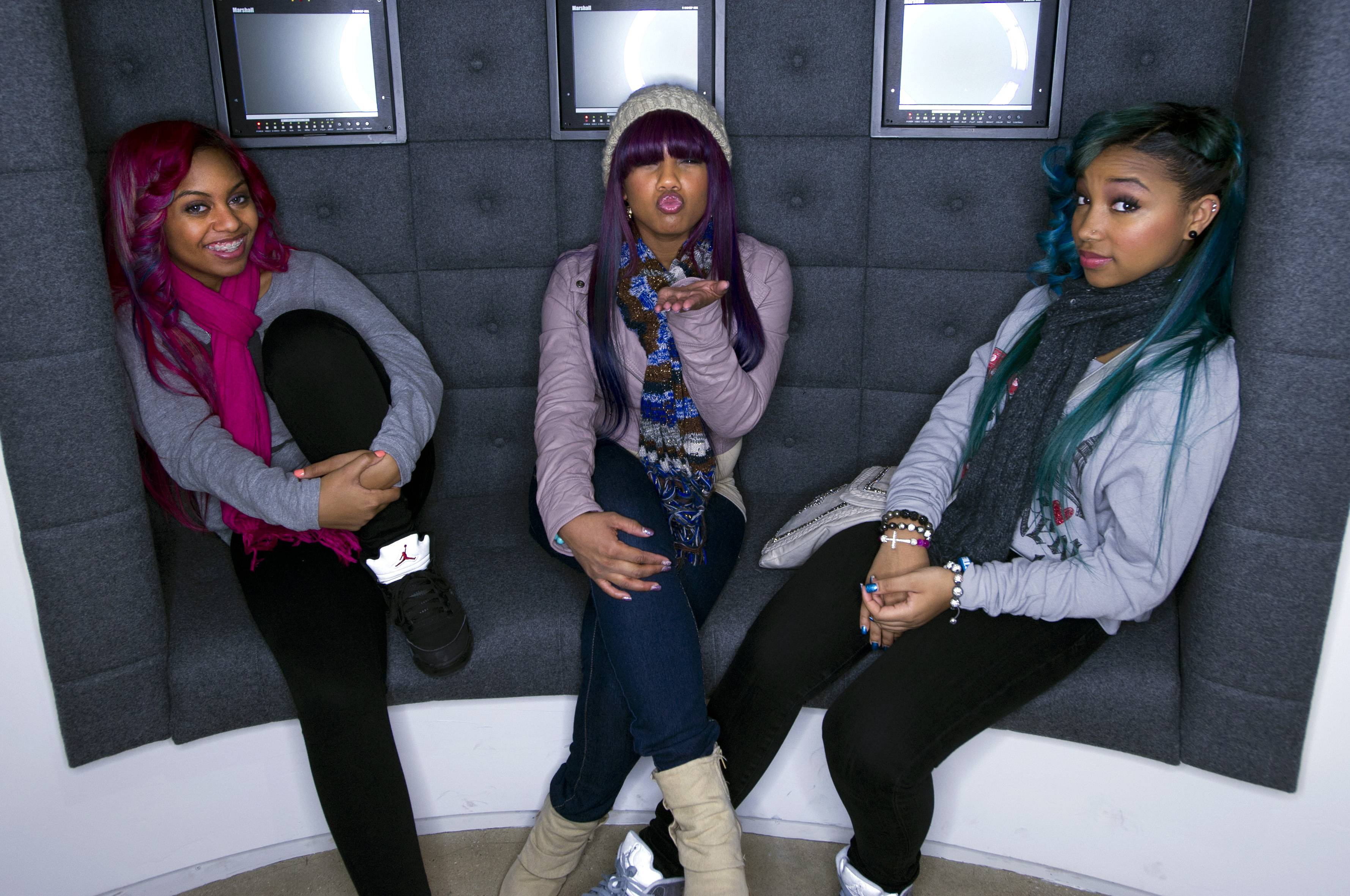 OMG on Errrrrything! - Ladies and gentlemen: The OMG Girlz!Don't miss their performance on 106 & Park this Thursday 3/8 at 6P/5C!(Photo: John Ricard / BET)