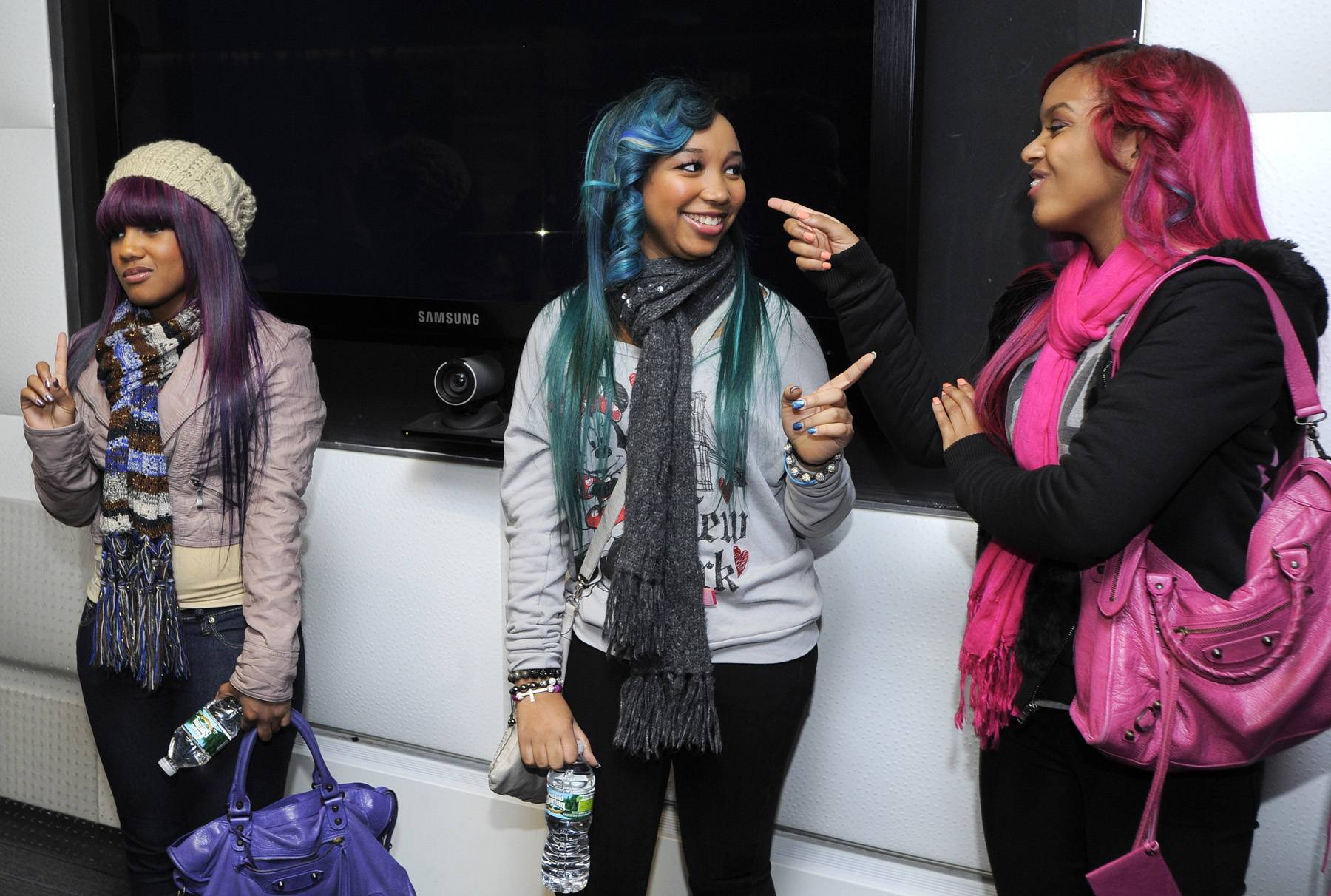Babydoll Rhymes - Star and Beauty step to the side and let Babydoll show off her lyrical skills.(Photo: John Ricard / BET)