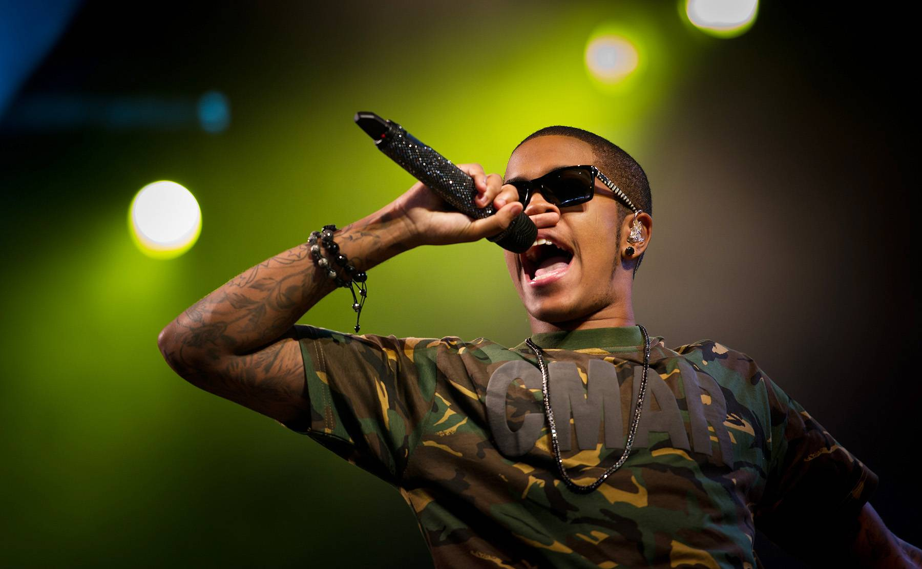 Chipmunk - Just in case you didn't know, Chipmunk has collaborated with Chris Brown and Trey Songz and he's getting ready to blow up, so check him out and get on it!(Photo: Ian Gavan/Getty Images)