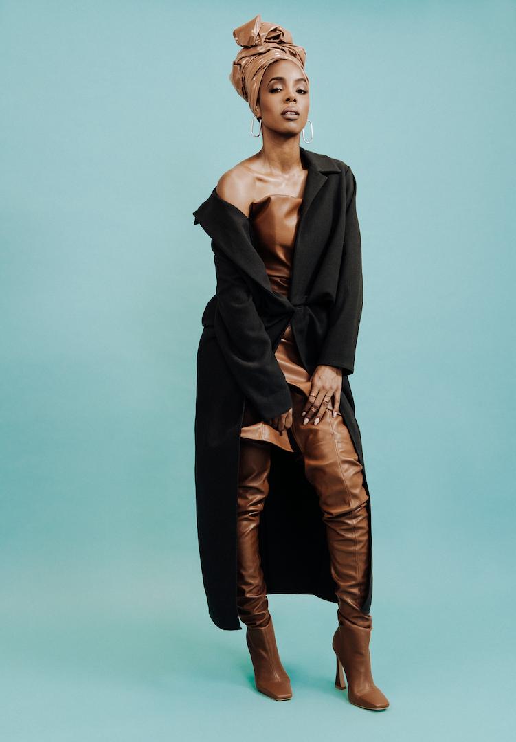 Host Kelly Rowland - (Courtesy of JCE)